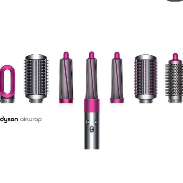Special Edition Dyson Airwrap Hair Styler Complete Edition Shopee Indonesia