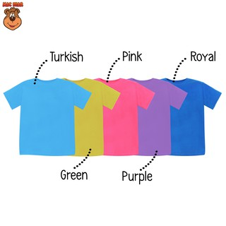 contoh pakaian anak MacBear.id Shopee