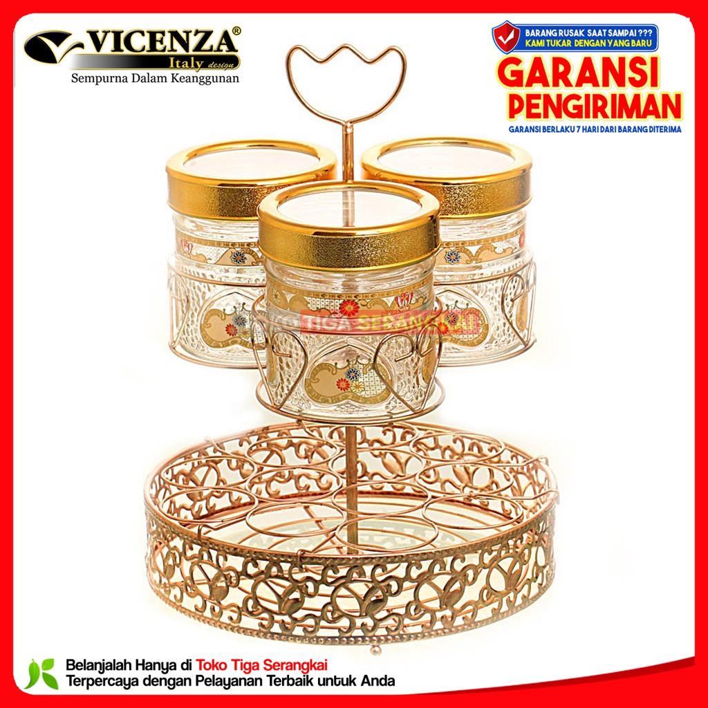 Vicenza Panci Set 12 Pcs V612 Shopee Indonesia 12pcs V812