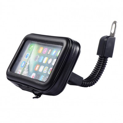 Mobile Phone Holder Rack Navigation Bracket with USB Charging for Electric Car Motorcycle | Shopee Indonesia