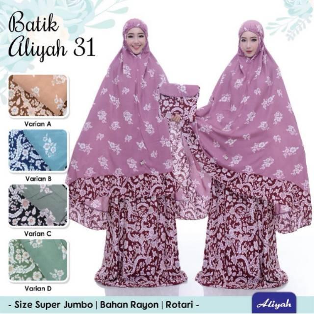 Mukena Batik  d536072719