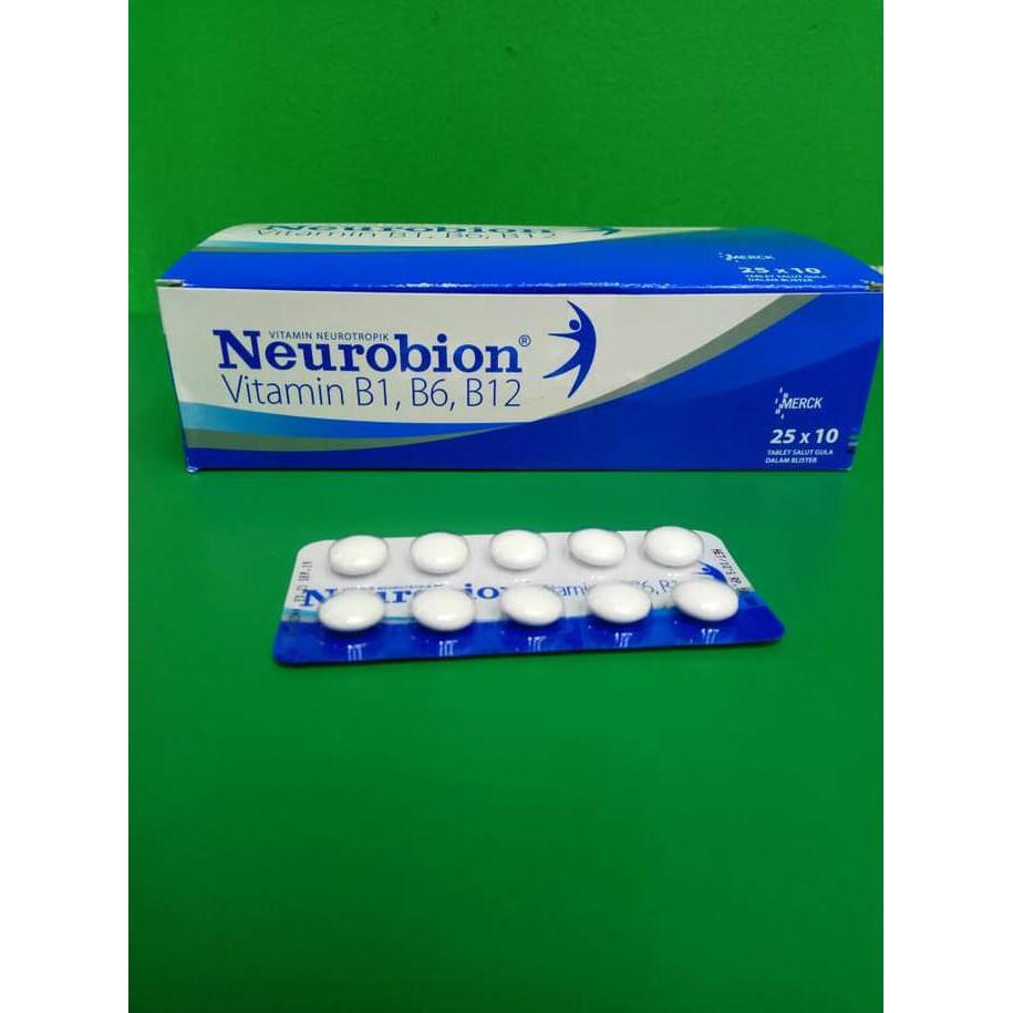 Neurobion Tablet Putih Shopee Indonesia Libi Microgynon Box Isi 10 Kotak
