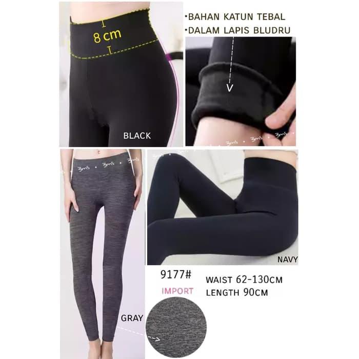Celana Thick Legging Fen Bahan Jamin Bagus Dan Tebal Fit S Xxxl Shopee Indonesia