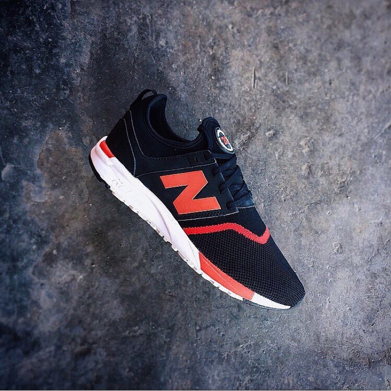 New Balance 247 GR Black Red - ORIGINAL 100%
