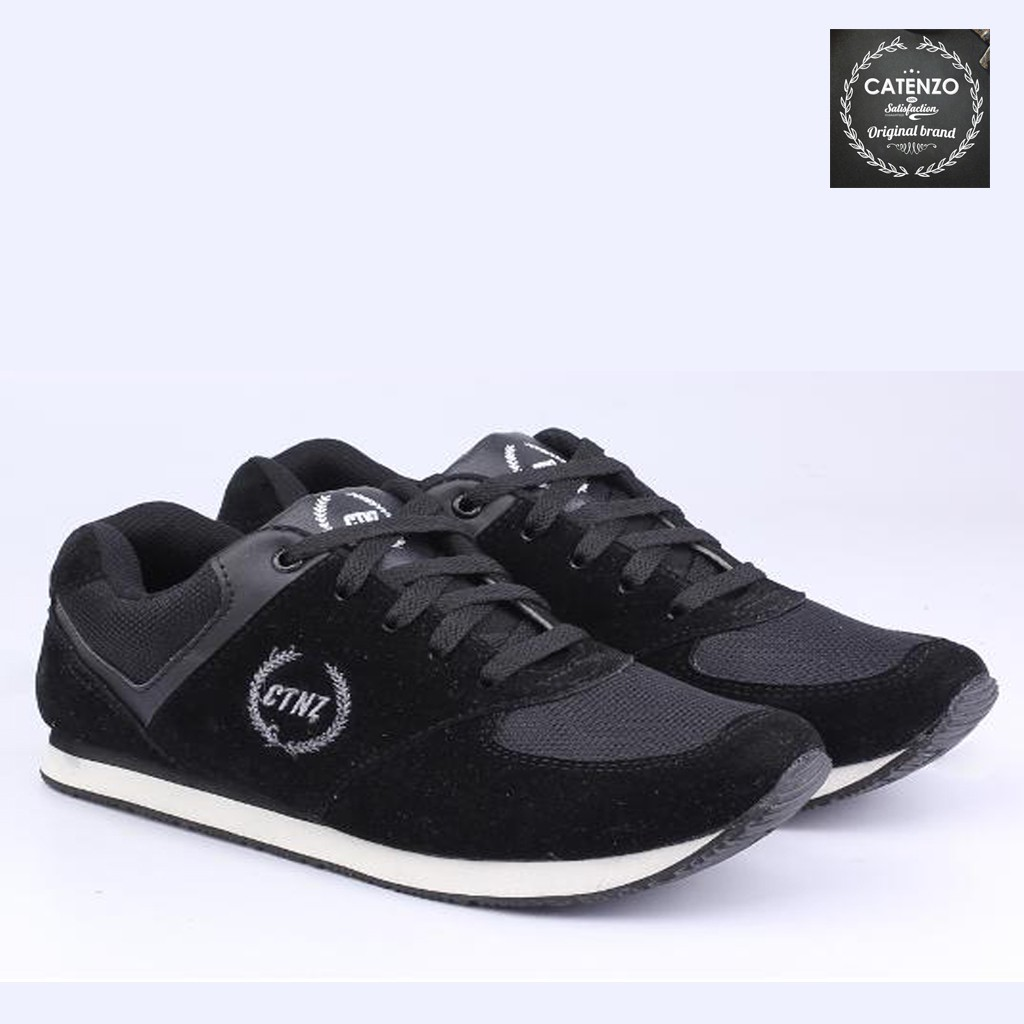 Catenzo DA 030 Sepatu Lari Pria  +  Running Shoes  b87212f8d2