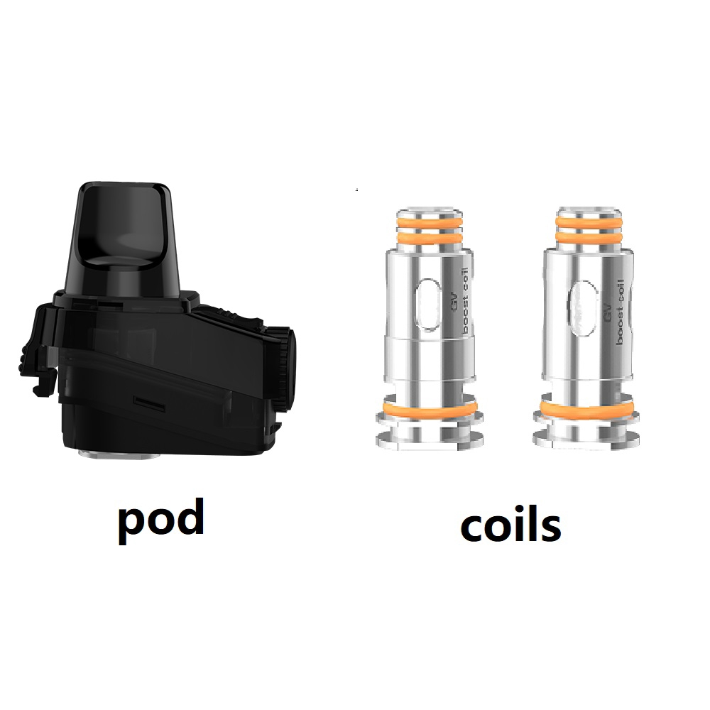 Original Geekvape Aegis Boost Pod Cartridge Replacement Coil