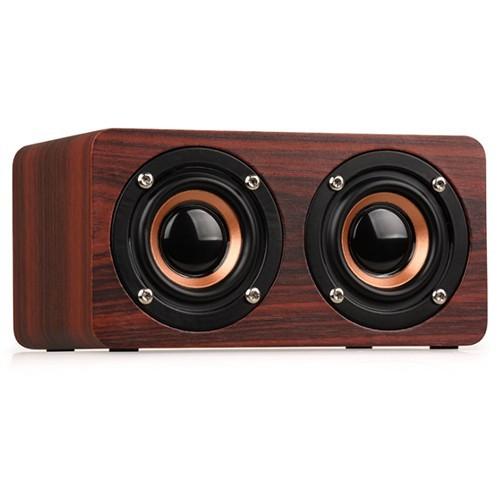 Speaker Music Player FM Radio dengan TF Card USB AUX Input | Shopee Indonesia