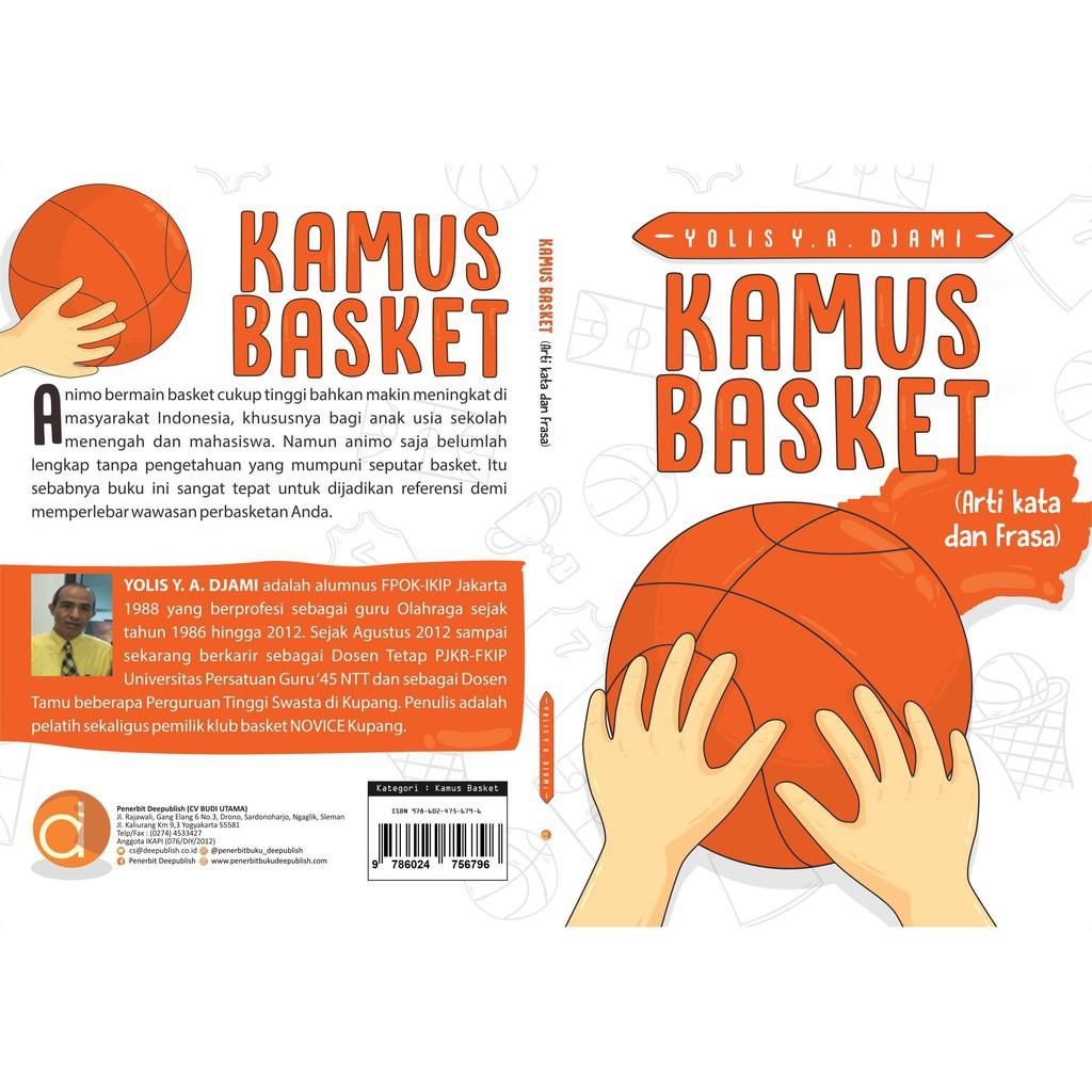 Kamus Basket Arti Kata & Frasa