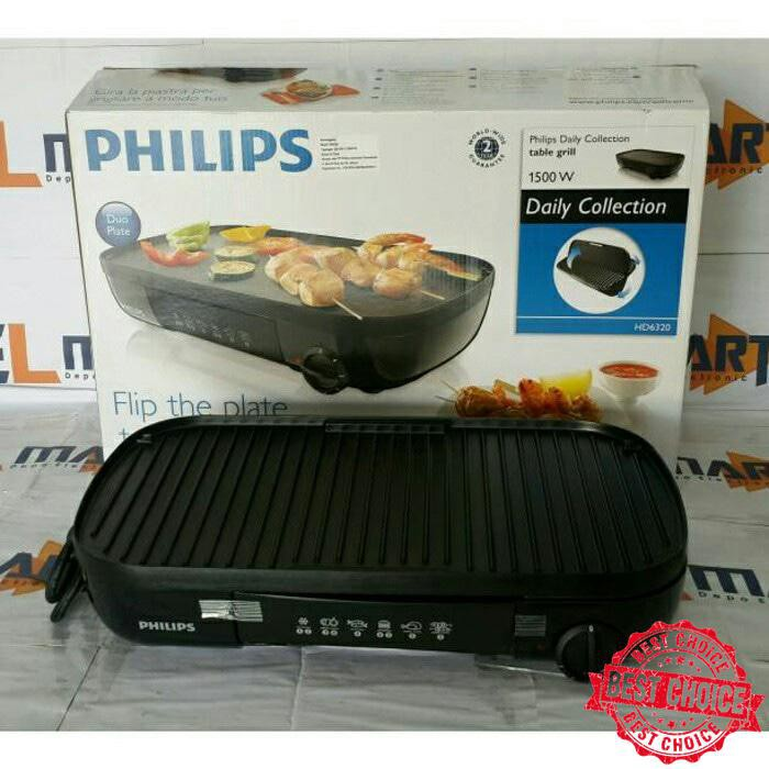 Idealife IL-116 Electric Grill Pemanggang Listrik Pemanggang Elektrik | Shopee Indonesia