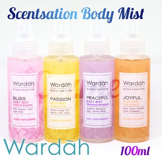 WARDAH Scentsation