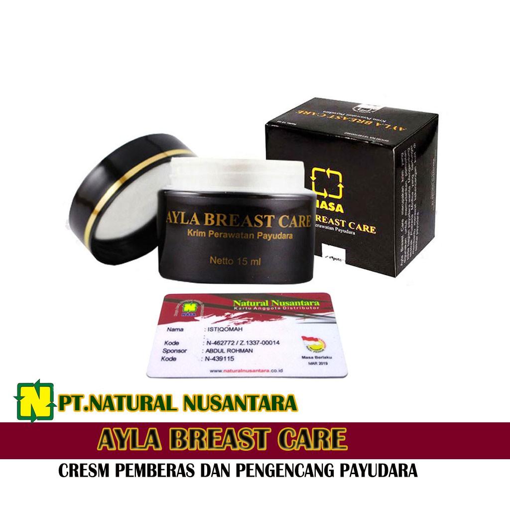 Ayla Breast Care Nasa Original 100% | Cream Payudara | Shopee Indonesia