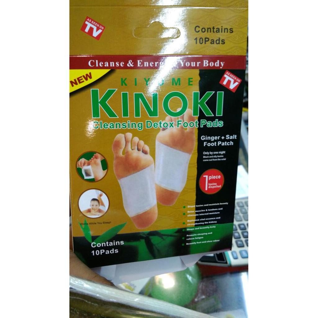 Koyo Kaki Bamboo Gold Foot Patch Original Shopee Indonesia Penyerap Racun Tubuh Detox