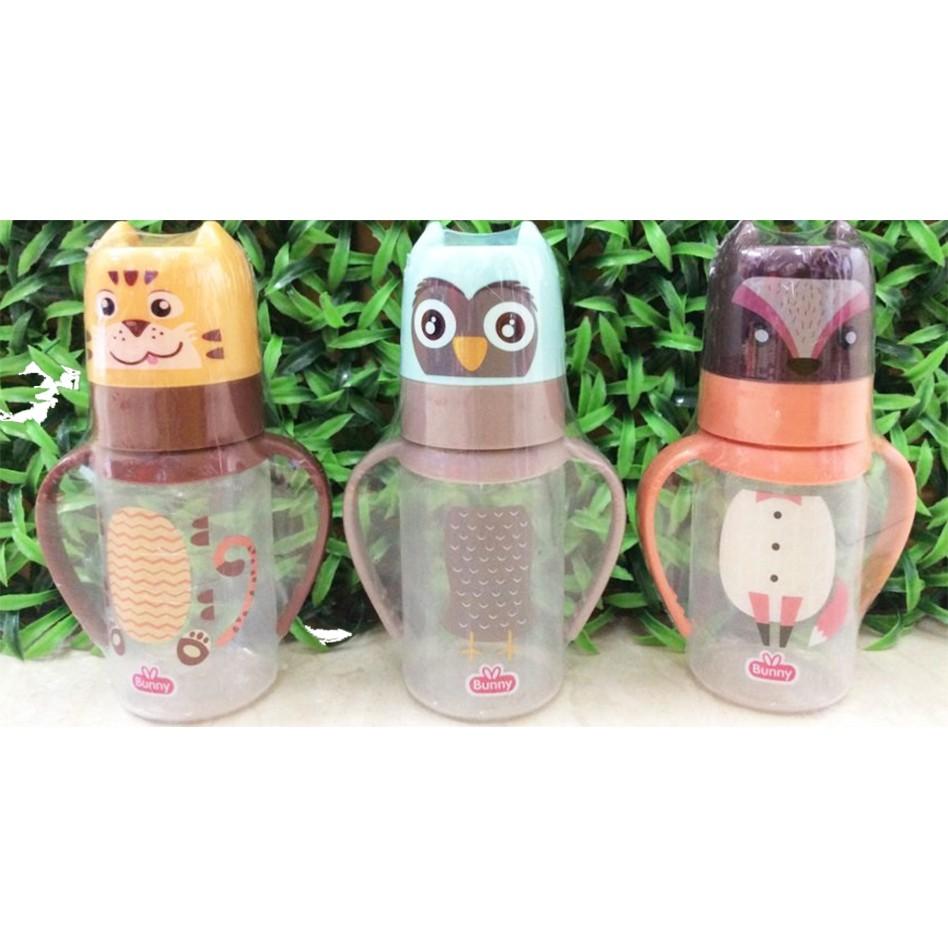 Jessenbabyshop Lusty Bunny Db 1202 Botol Susu 125ml Shopee Indonesia Baby Safe Feeding Bottle Dot Bayi Regular Ap001