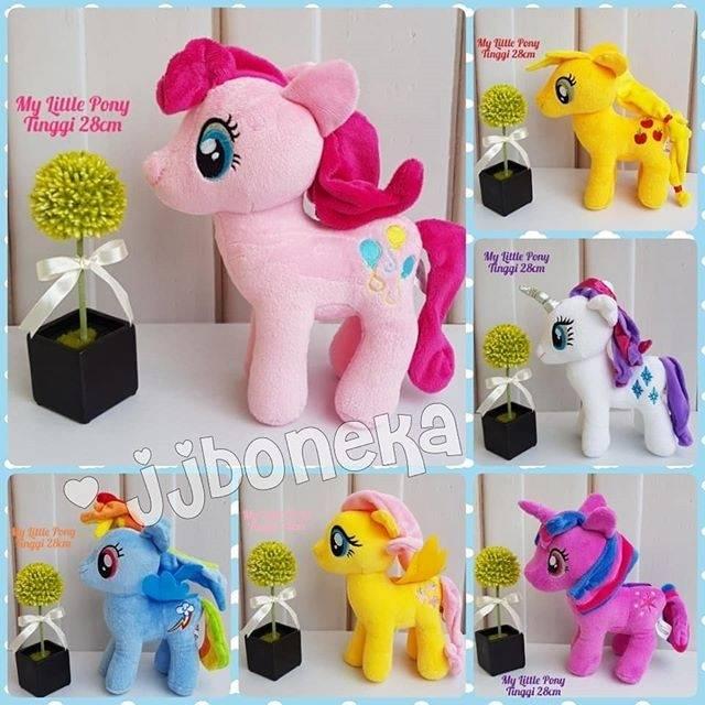 Boneka my little pony jumbo  01c1d3be41
