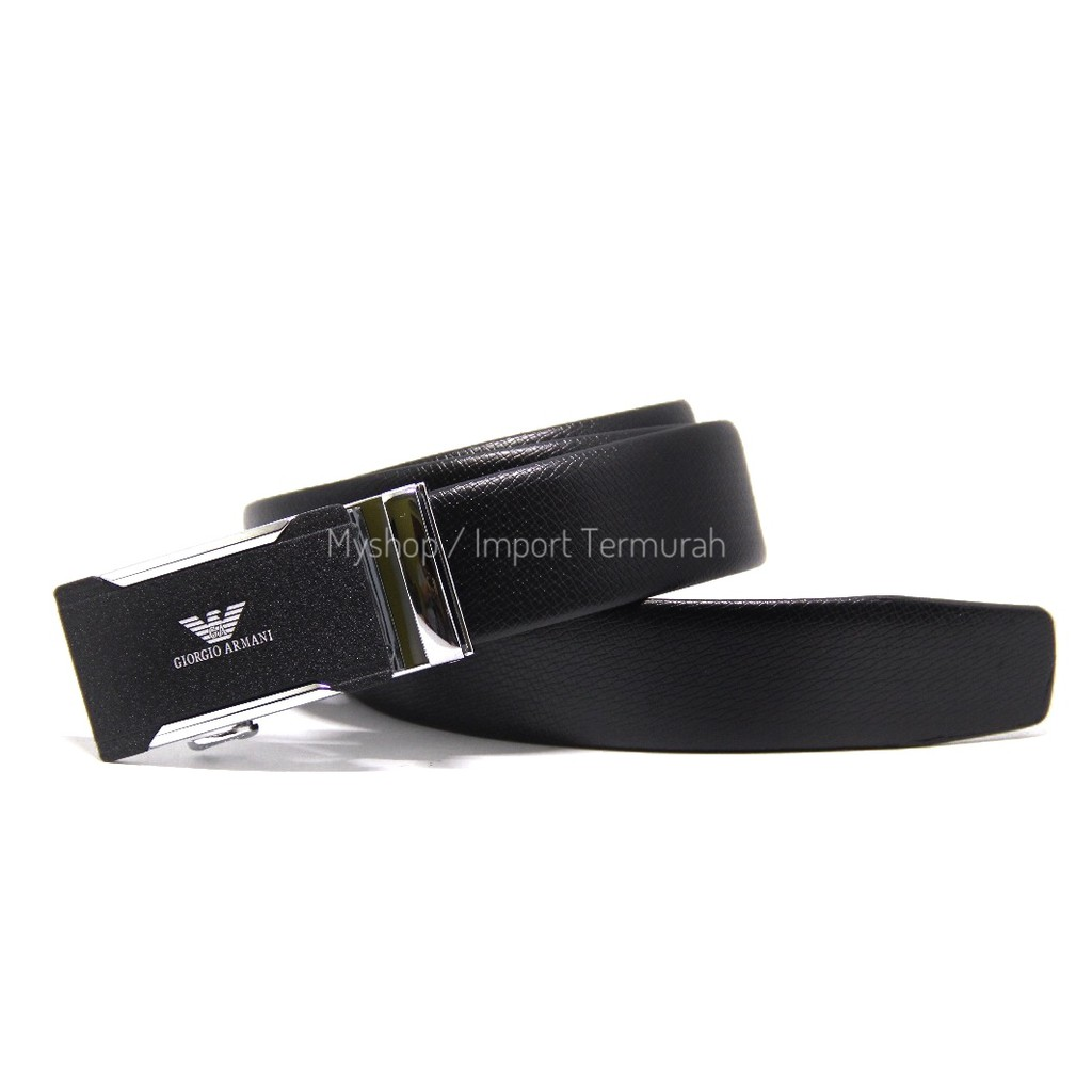 Levis Original - Gesper Ikat Pinggang Kulit Asli Pria Cowo Import 501 Black | Shopee Indonesia