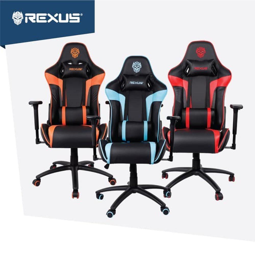 Kursi Gaming Racer REXUS RGC111 Gaming Chair | Shopee ...