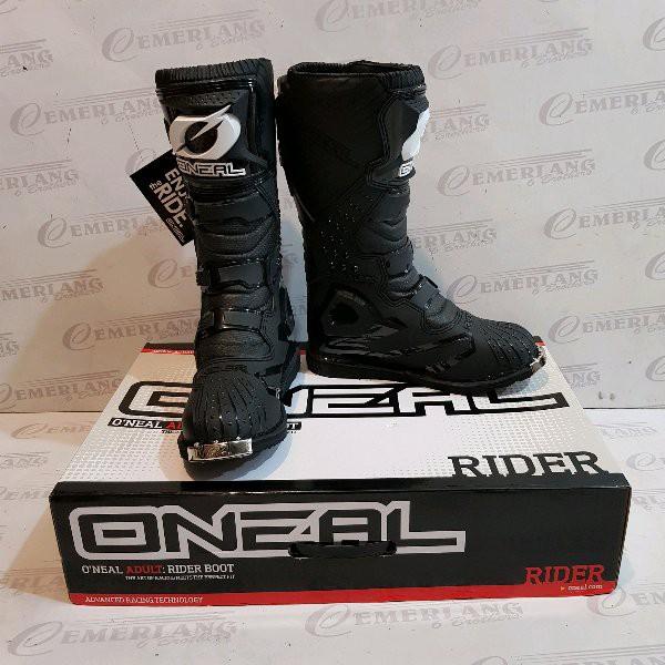 Sepatu Cross Oneal element dan rider Original  7db26c42d1