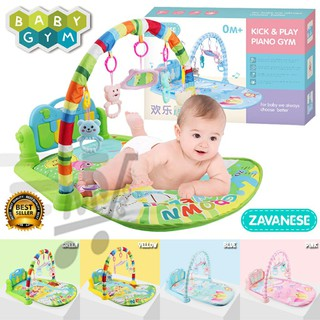 Belanja murah   ORIGINAL PRODUCT   KADO ANAK MAINAN BAYI Baby Gym ZAVANESE  Playmat PLAY GYM BABYGYM ORIGINAL lowest price - only Rp106.245 37d50a5d07