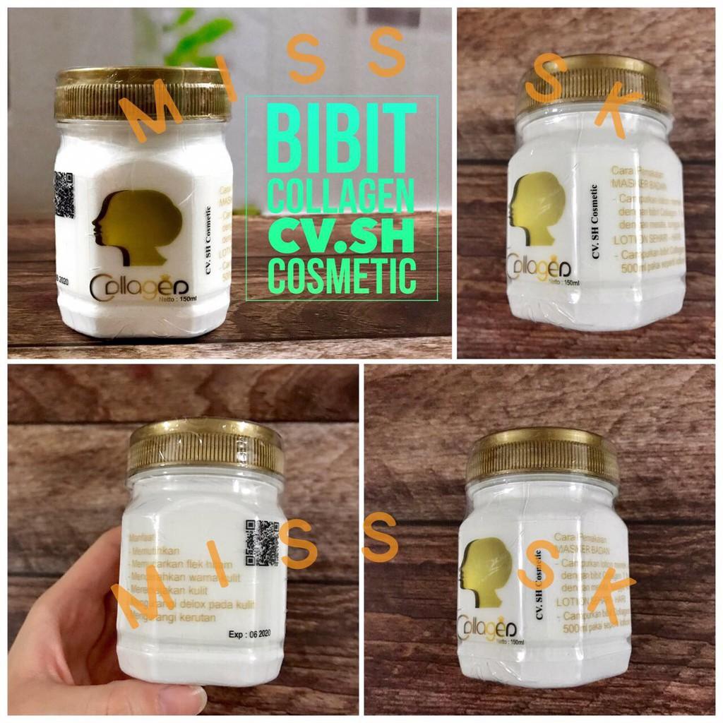 Bibit Collagen Origininal Netto 150ml Daftar Harga Terkini Dan Colagen Pemutih Permanen Memutihkan Dengan Cepat Badan Wajah Shopee Indonesia