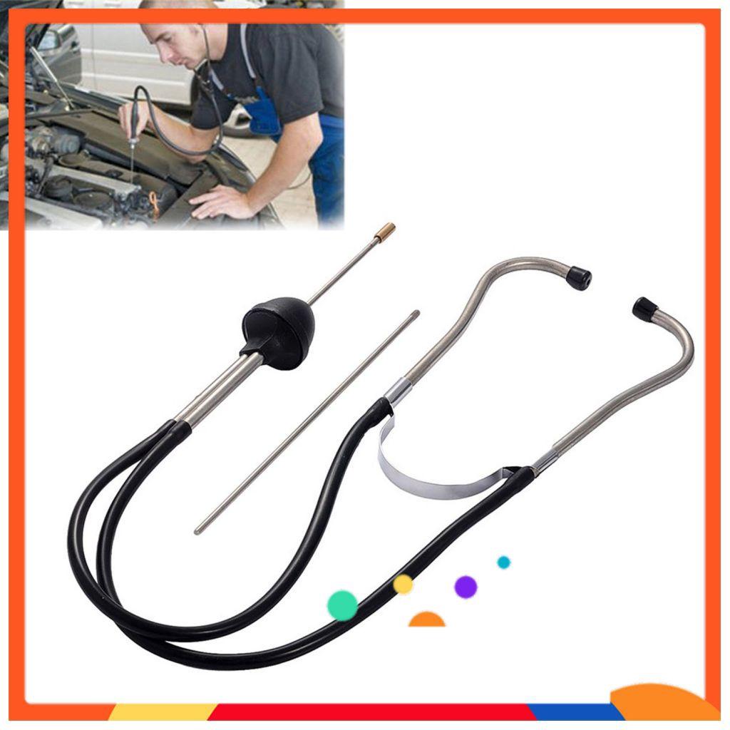 Car Stethoscope Auto Mechanic Engine Cylinder Stethoscope Hearing ...