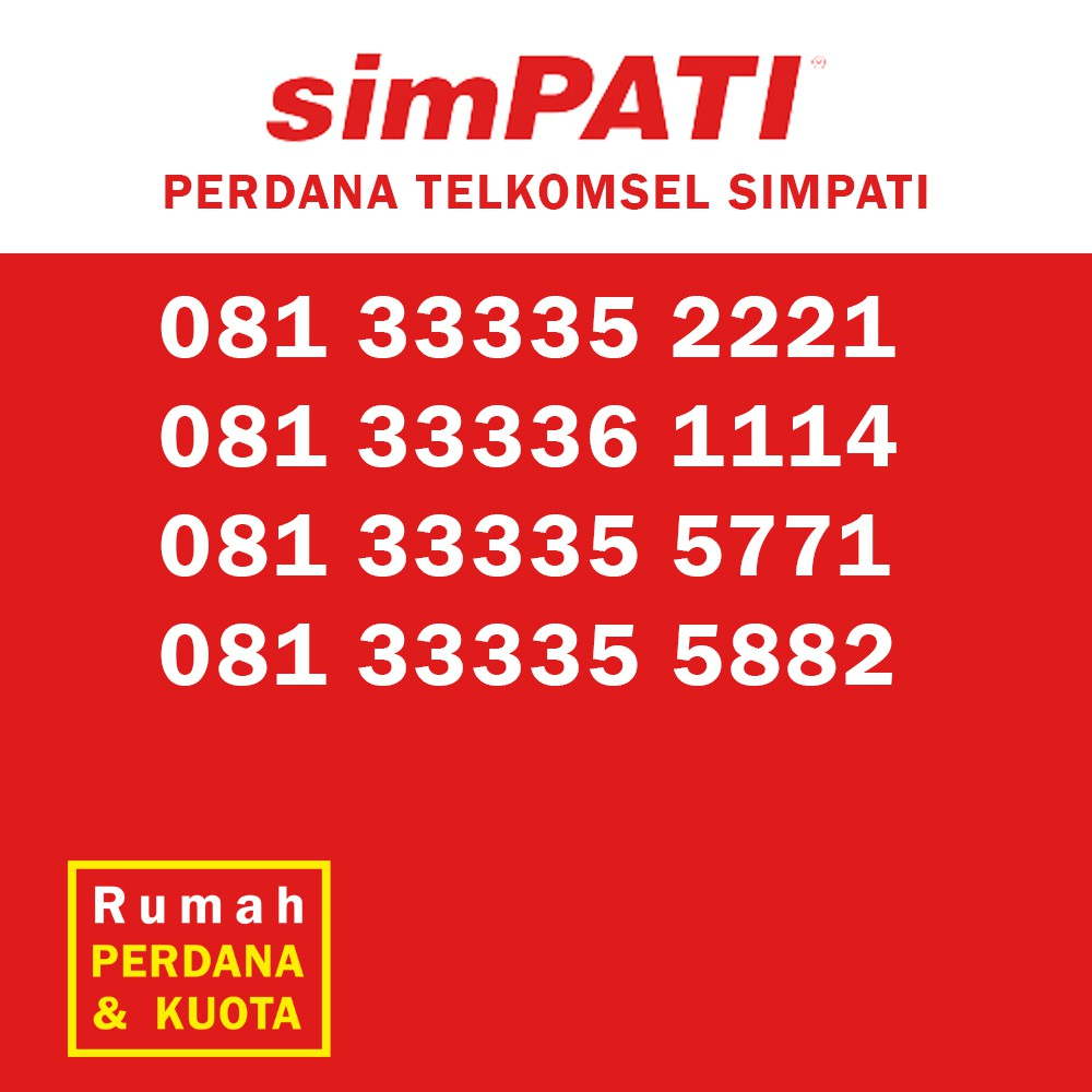 +PULSA 35.000 Perdana nomor cantik INDOSAT IM3 ooredoo 10 digit 081 653 xxxx 2 | Shopee Indonesia