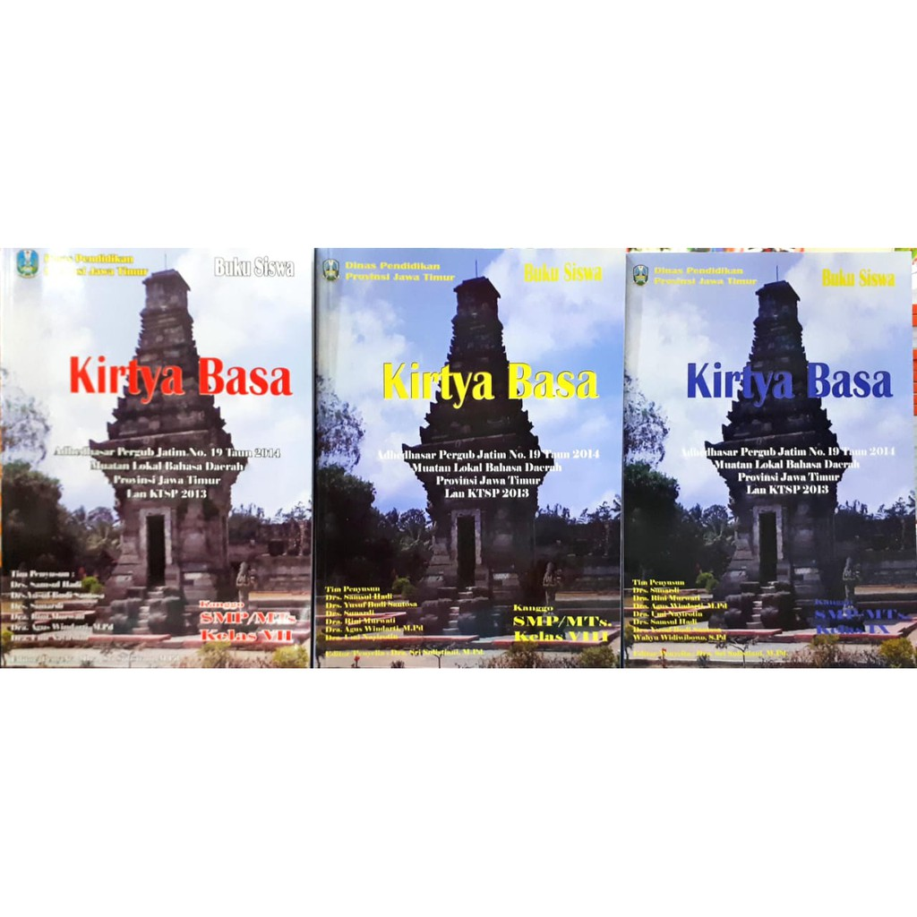 Kunci Jawaban Buku Kirtya Basa Kelas 8 Halaman 13