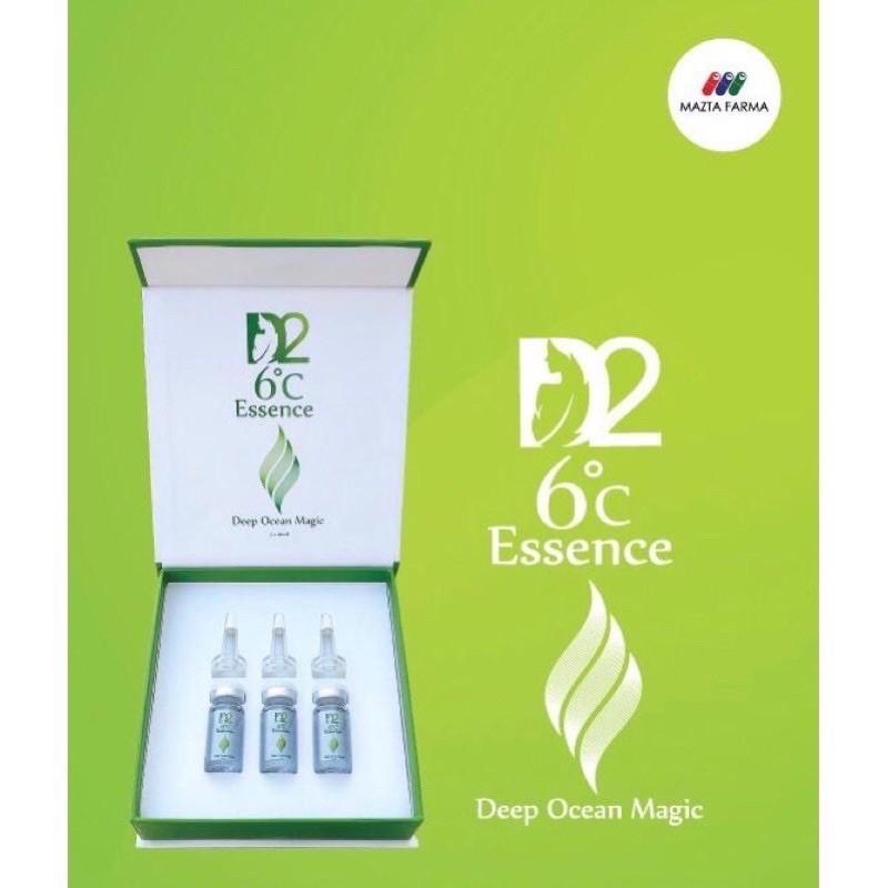 D2 6' ESSENCE 1 vial | SERUM BOTOX| 1Botol