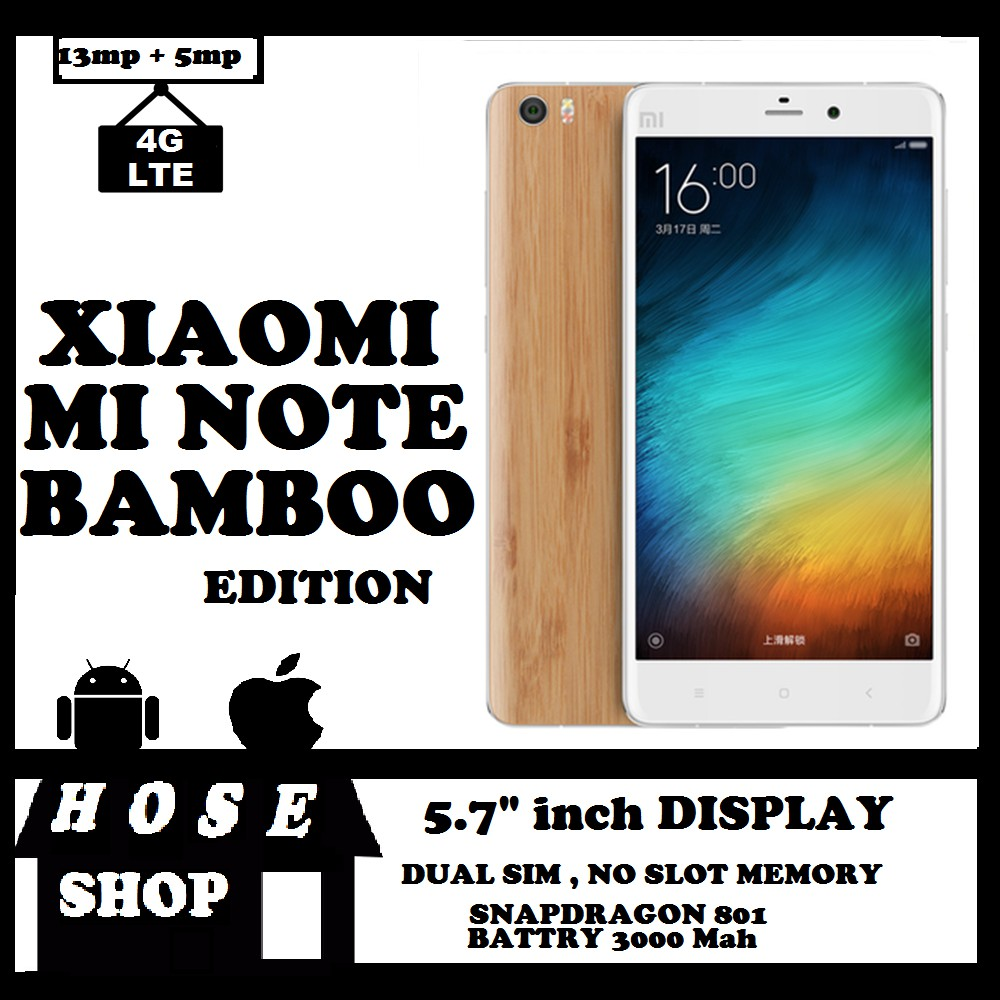 Xiaomi Mi Note 2 Ram 4gbgb Internal 64gb Garansi Distributor B Cell 5 Pro 4gb Rom 128gb 1 Tahun Shopee Indonesia