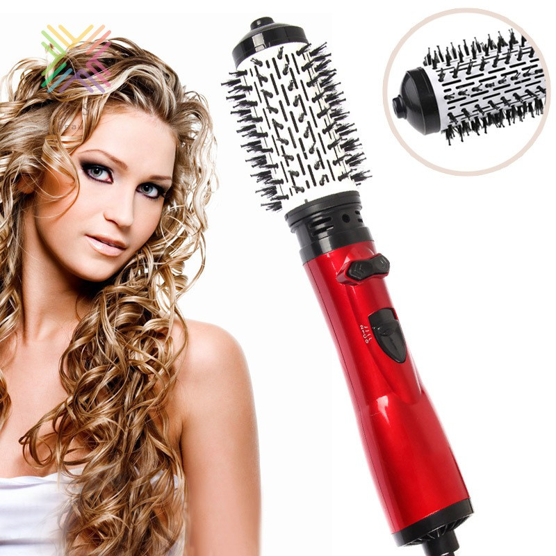 Electric Hair Curler Dryer Comb