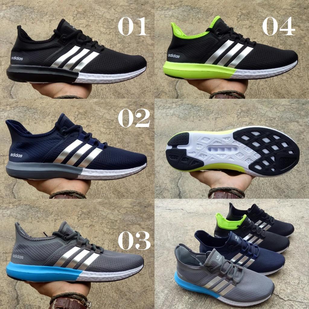 Murah sepatu pria adidas sonic boost Berkualitas