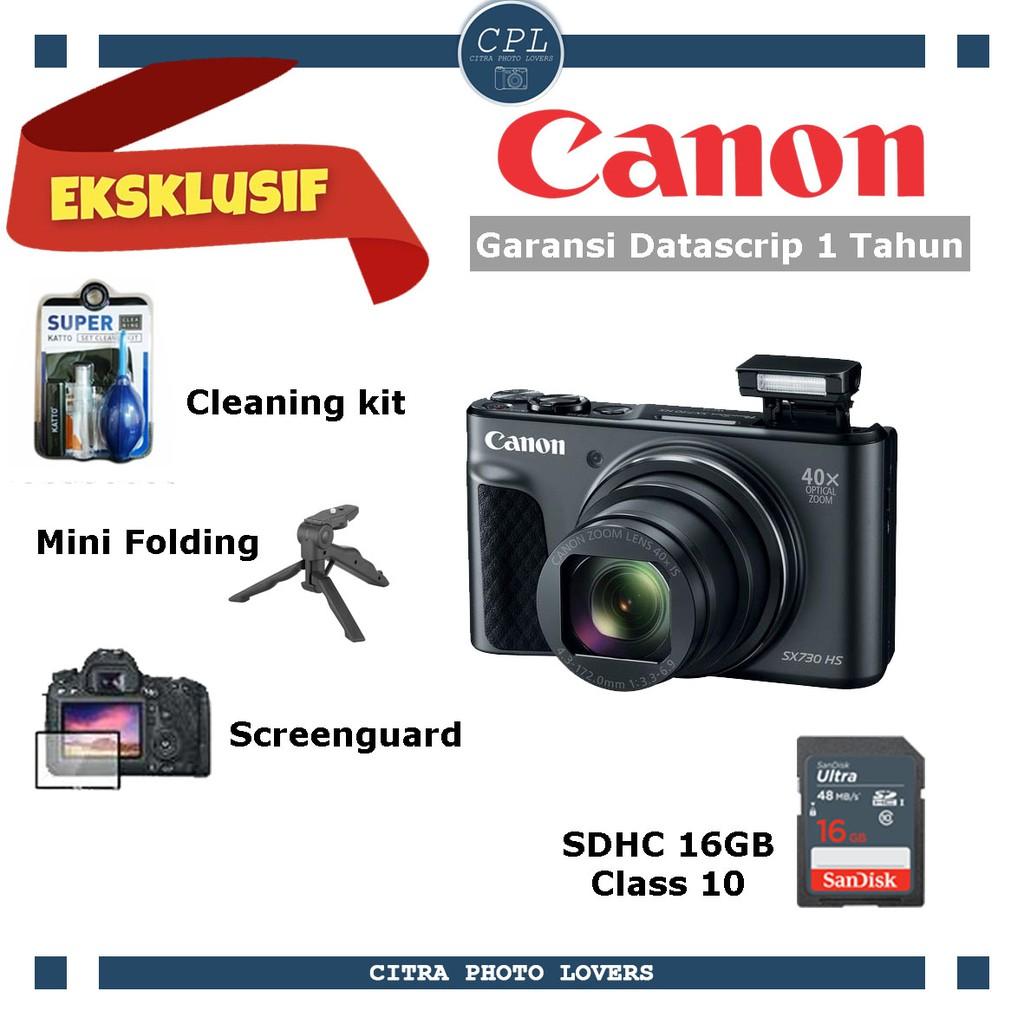 Kamera Canon Powershot Sx530 Hs Paket Shopee Indonesia G1 X Mark Ii