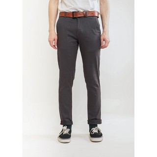 Erigo Chino Pants Jacob Dark Grey