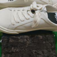 Zara Zr White Shoes Mickey Restok Shopee Indonesia