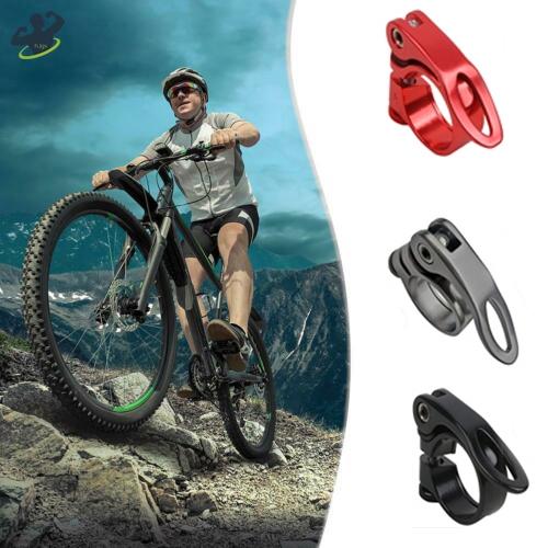 28.6mm Road MTB Seatpost Clamp Aluminium Alloy Bicycle Mountain Bike Pipe Clamps