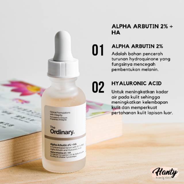 Canada Original The Ordinary Alpha Arbutin 2 Ha Jika Palsu Garansi Uang Kembali Shopee Indonesia