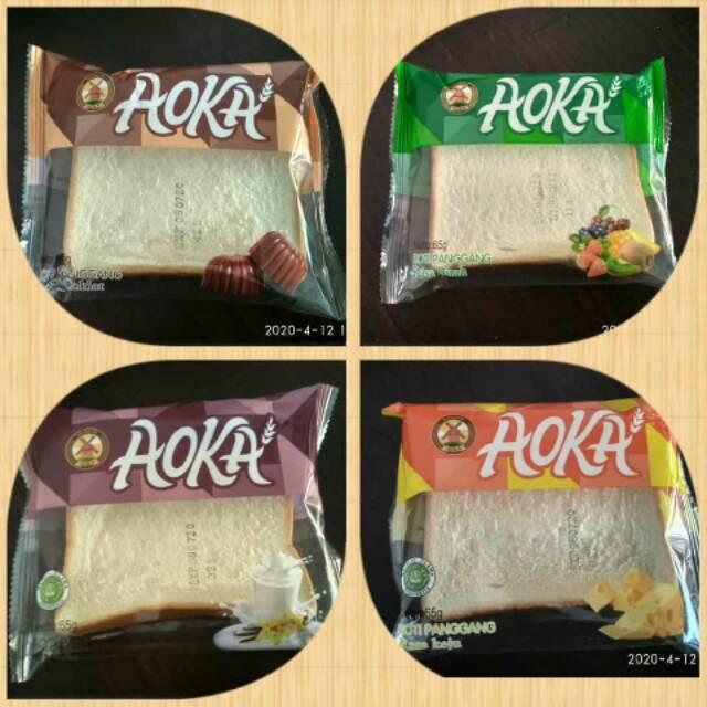 Roti Panggang Aoka