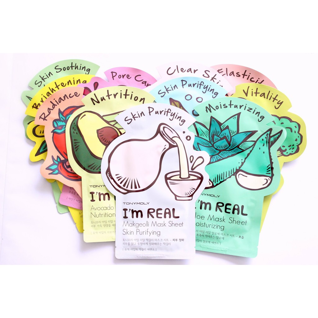 Innisfree Its Real Squeeze Mask Shopee Indonesia Masker Wajah Sheet