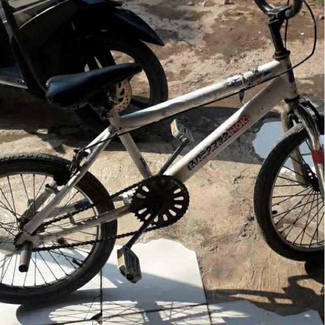 Sepeda bekas bmx kondisi masih layak pakai kualitas ok