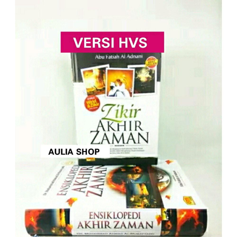 Paket Buku Ensiklopedi Dan Zikir Akhir Zaman Shopee Indonesia Islam Abu Fatiah Al Adnani