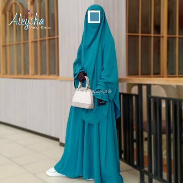 Aleysha French Hijab By Afada Hijab Shopee Indonesia
