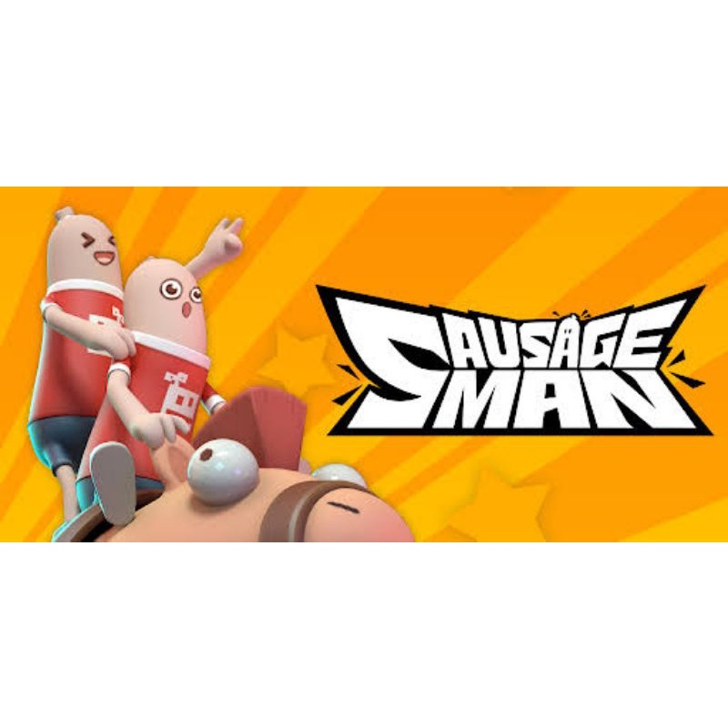 Sausage Man 60 Candy
