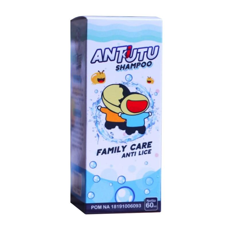 Shampoo Anti Lice Shampo Anti Kutu Antutu Untuk Anak Dan Dewasa Family Care Shampoo Shopee Indonesia