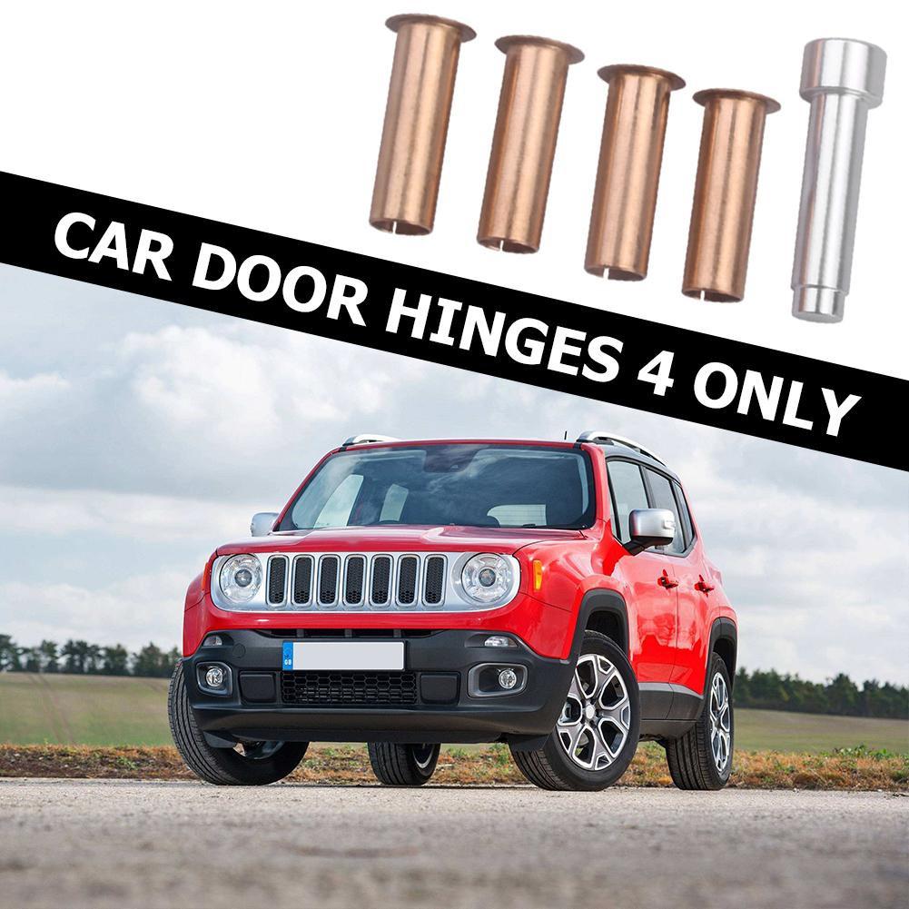4 Brass Door Hinge Inserts Aftermarket Jeep Tj Wrangler 1999 To 2006 X 11202.07