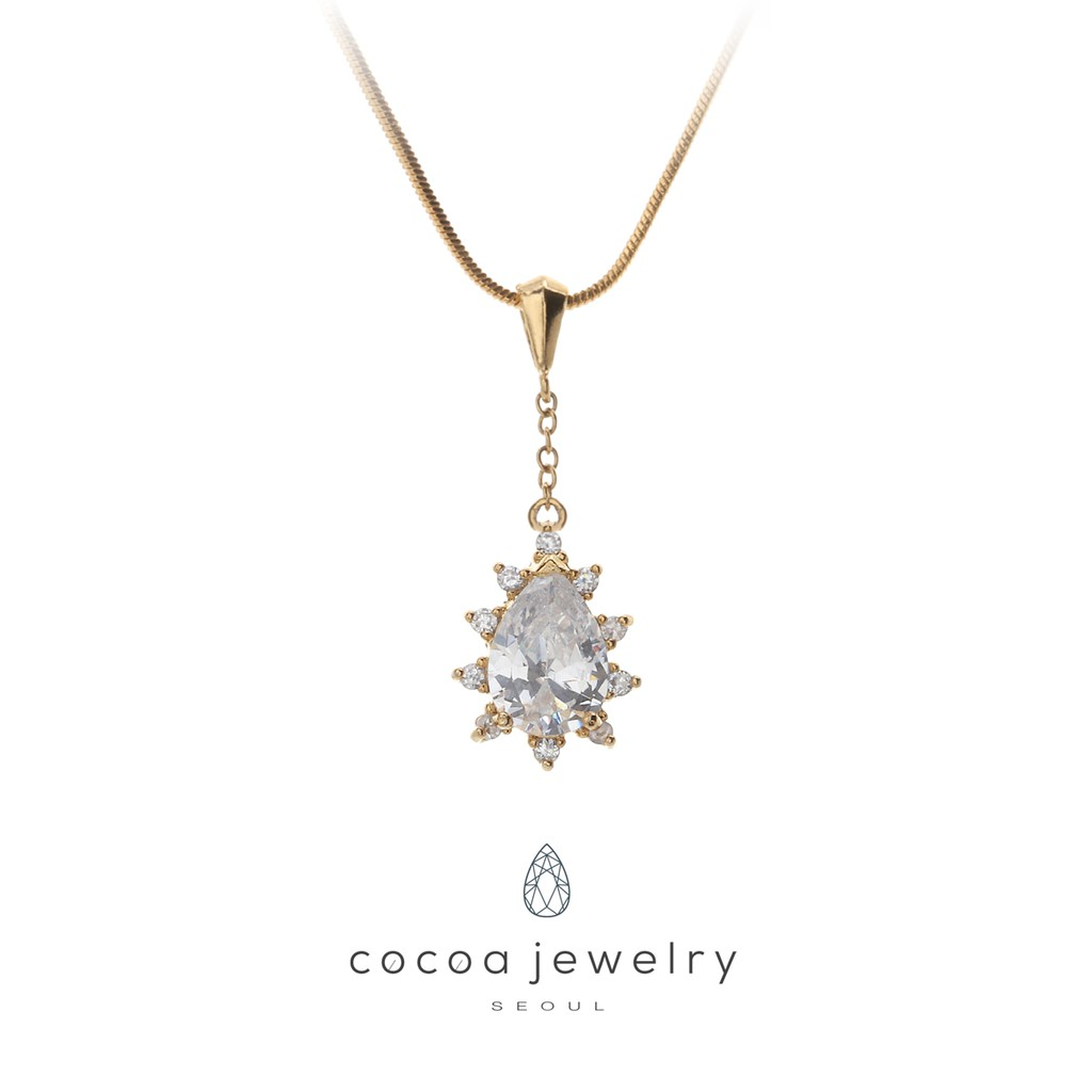 The Special Gift Cocoa Jewelry Kalung Lady Marmalade Shopee Indonesia 1901 258 26 Lapis Emas