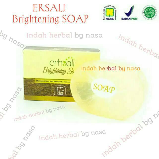 ERHSALI Brightening Soap Original PT. NASA ...
