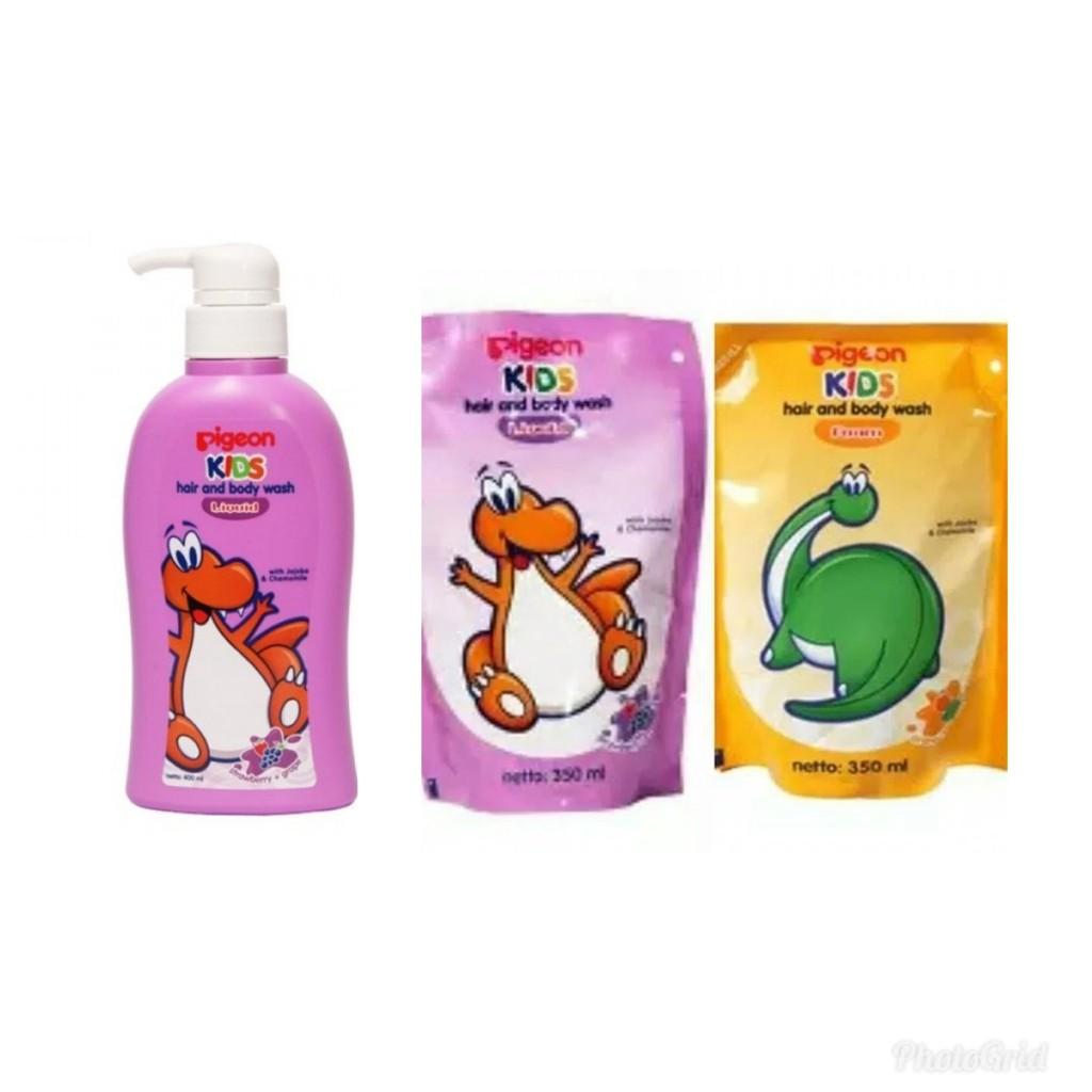 Pigeon Kids Hair Body Wash Foam Orange Manggo 350ml Refill Kewpie Baby Foaming Shampoo 300ml Sabun 400ml Mandi Anak Shopee Indonesia