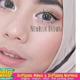 Soflens minus & normal - Softlens New-Bluk Baby Eyes ( Per Box) - Grey Normal aa83 ,.,.,.,