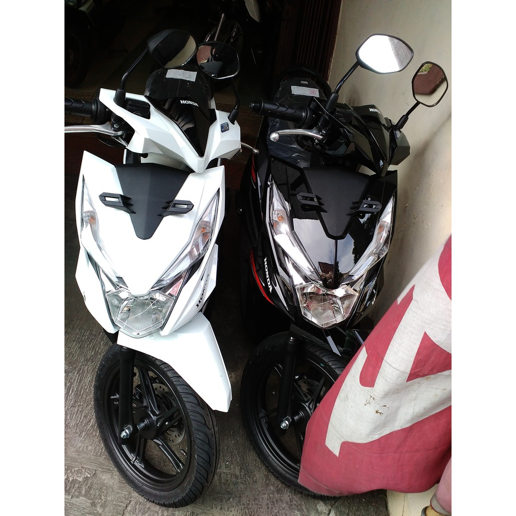 Honda Beat Cbs Iss Jakarta Tangerang Shopee Indonesia New Sporty Esp 2017