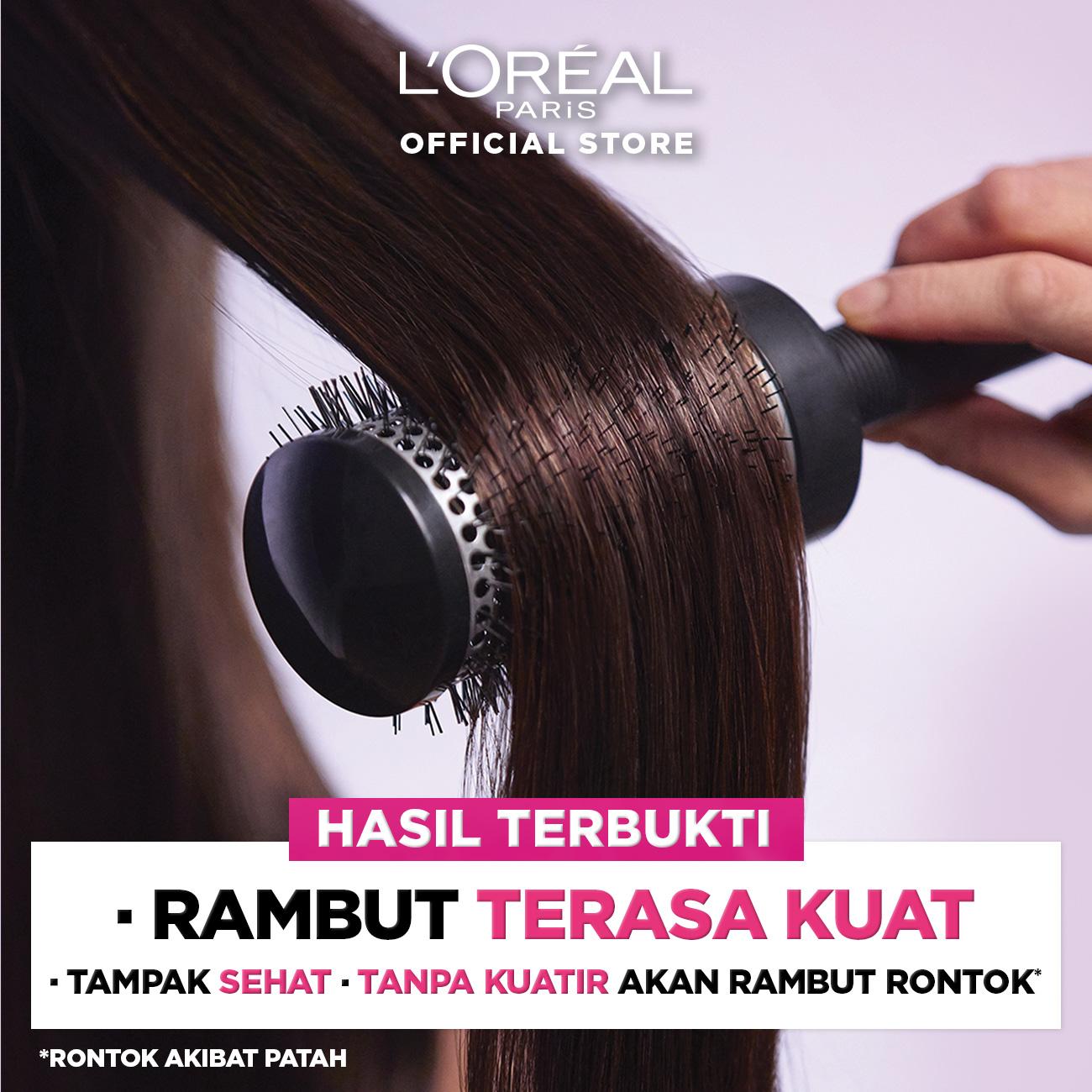 L'Oreal Paris Fall Resist 3x Shampoo Hair Care - 280ml (Perawatan Untuk Rambut Mudah Rontok)-5