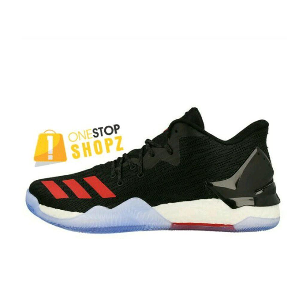 League Original KUMO MID LEATHER Sneakers Olahraga Pria Black Beluga White   a3c3724fb4